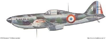 Morane 406 Dessin à la gouache et plume Images10