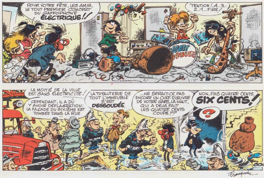 """Construction, par Glénans, de la """"Voiture de Gaston"""" au 1/8, de chez Hachette - Page 4 Gag60010"""