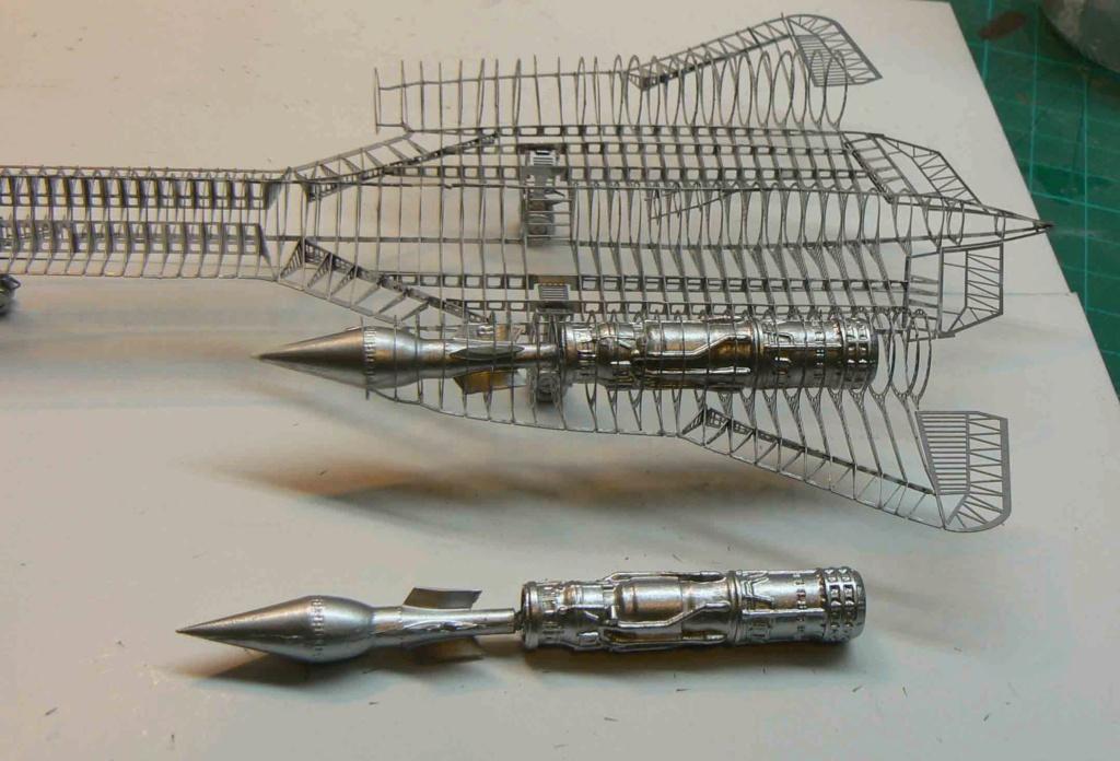Sa Majesté SR-71, Jasmine models, 1/144 P1190443