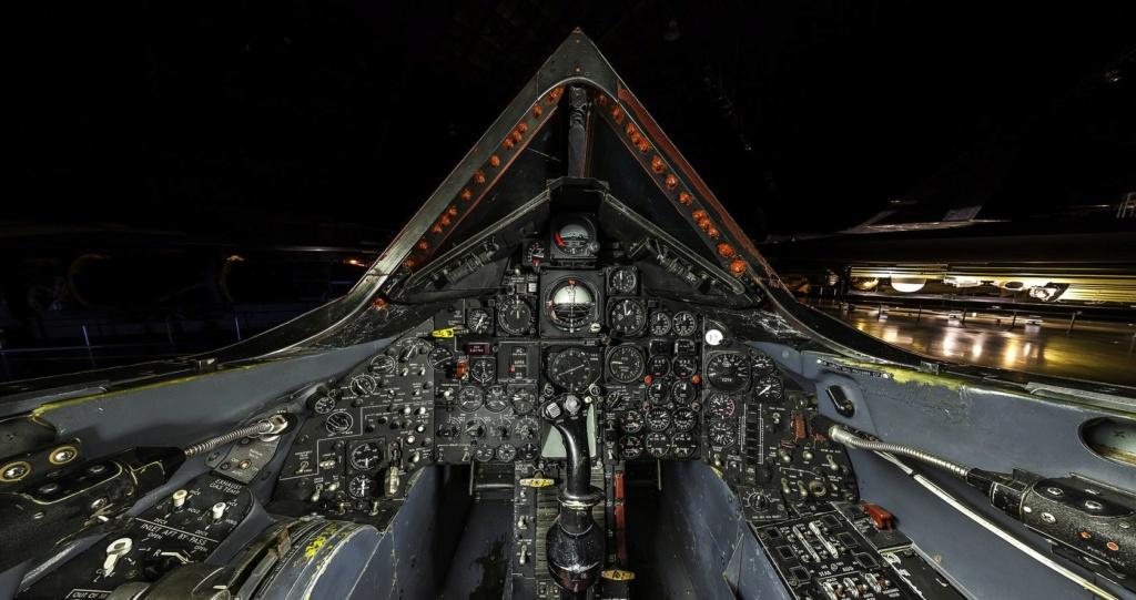 Sa Majesté SR-71, Jasmine models, 1/144 Sr71-c11