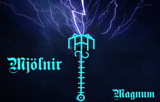 "Став ""Mjolnir"" автор Magnum A_ea10"