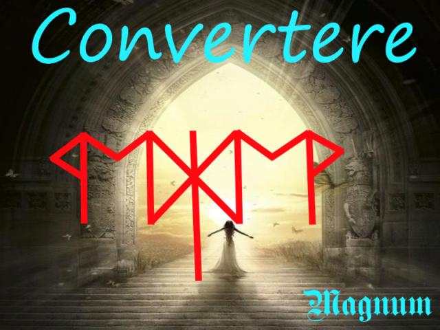 "Став ""Convertere"". Автор Magnum Conver10"