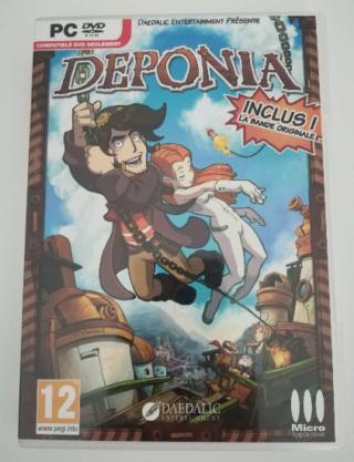 Deponia pour PC Deponi11