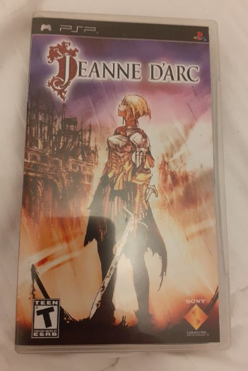 [VENDU] Jeanne d'Arc pour PSP Jeu111