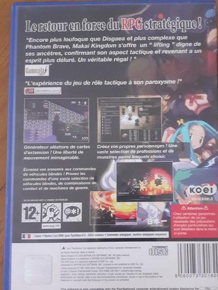 [VDS] Makai Kingdom pour Playstation 2 Jeu213