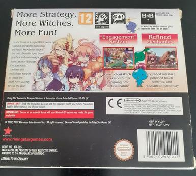 [VENDU] Luminous Arc 2 pour Nintendo DS 3DS Lumino11
