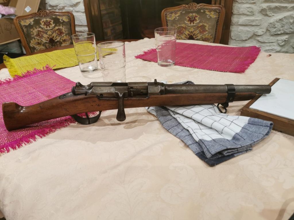 Fusil chasse canon scié 16138612