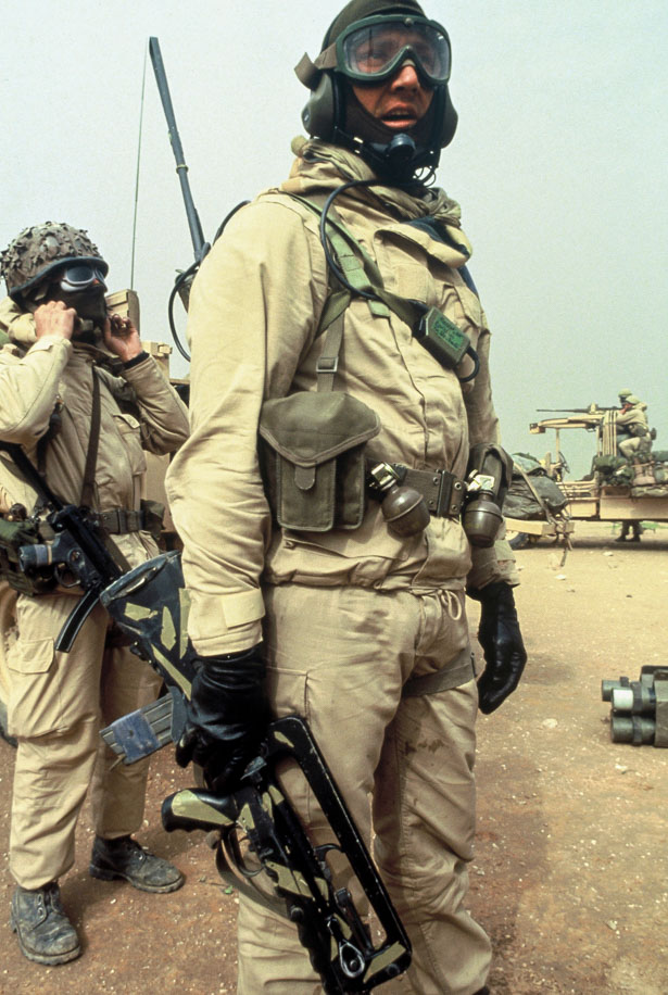Le 1er GCP il y a 30 ans le 23 Février 1991 1011