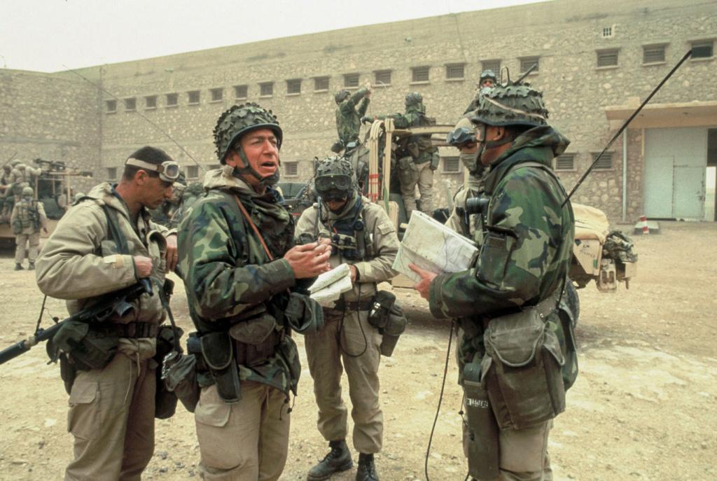 Le 1er GCP il y a 30 ans le 23 Février 1991 1012