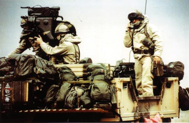 Le 1er GCP il y a 30 ans le 23 Février 1991 110
