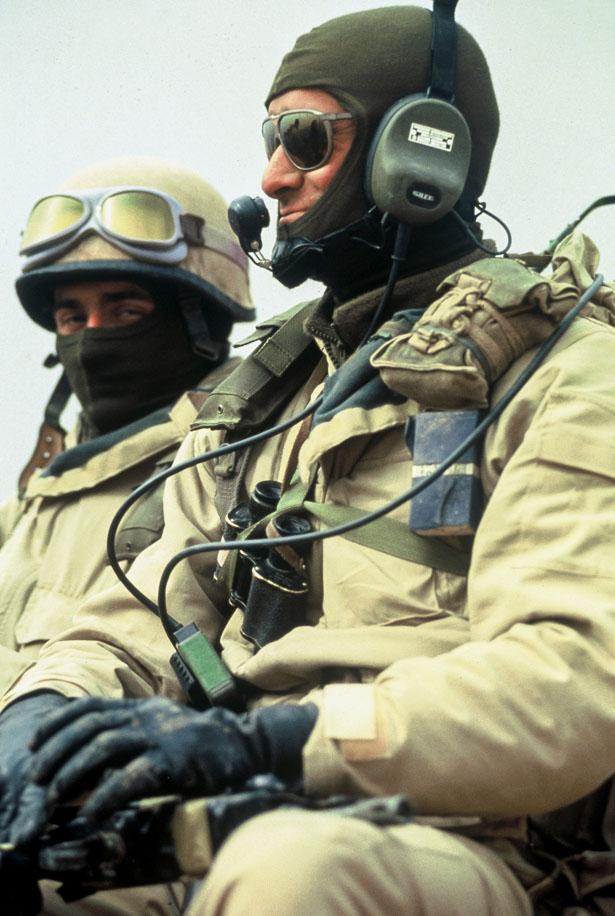 Le 1er GCP il y a 30 ans le 23 Février 1991 1111