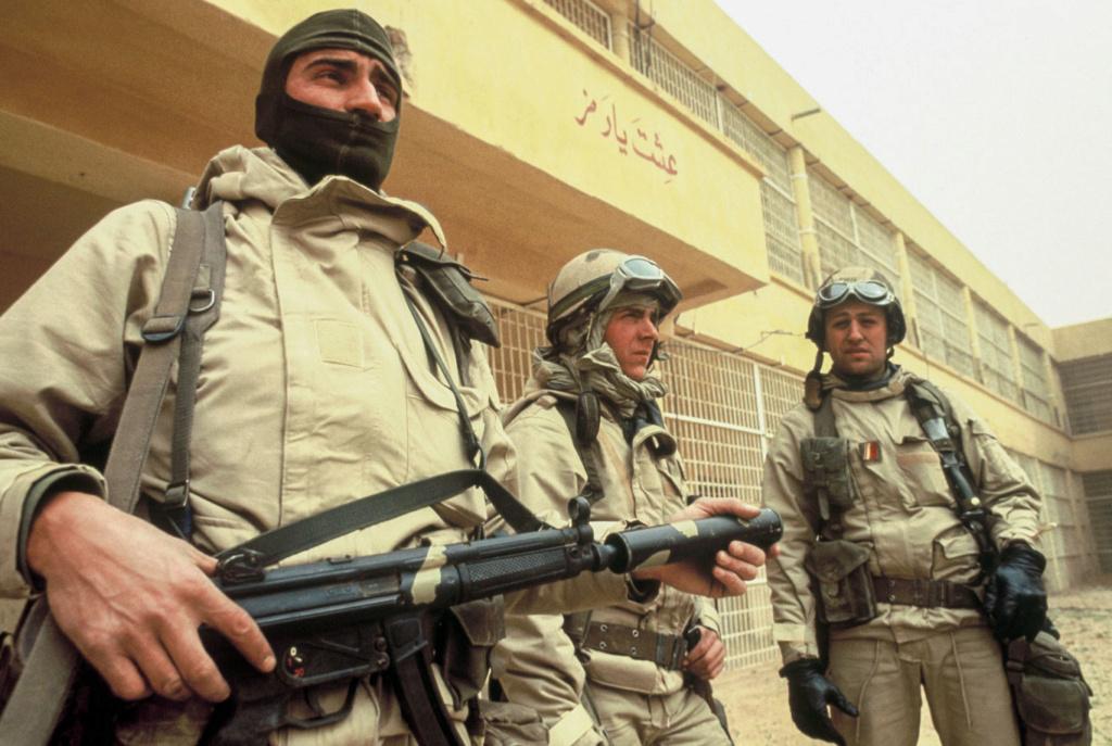 Le 1er GCP il y a 30 ans le 23 Février 1991 1411