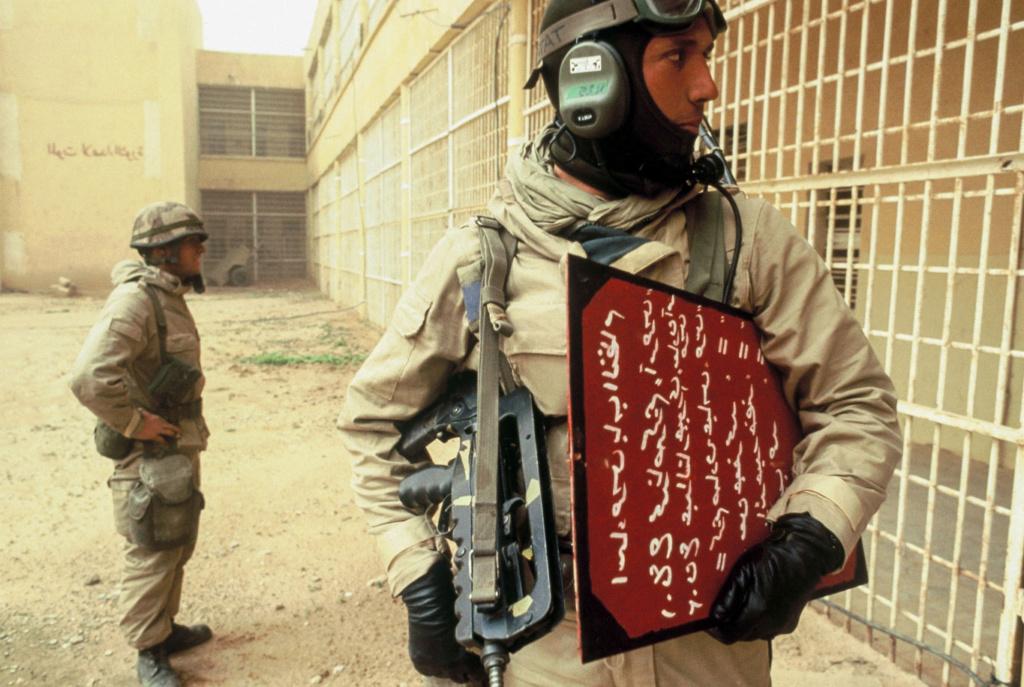 Le 1er GCP il y a 30 ans le 23 Février 1991 1511