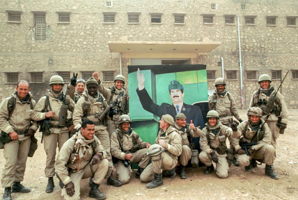 Le 1er GCP il y a 30 ans le 23 Février 1991 1610