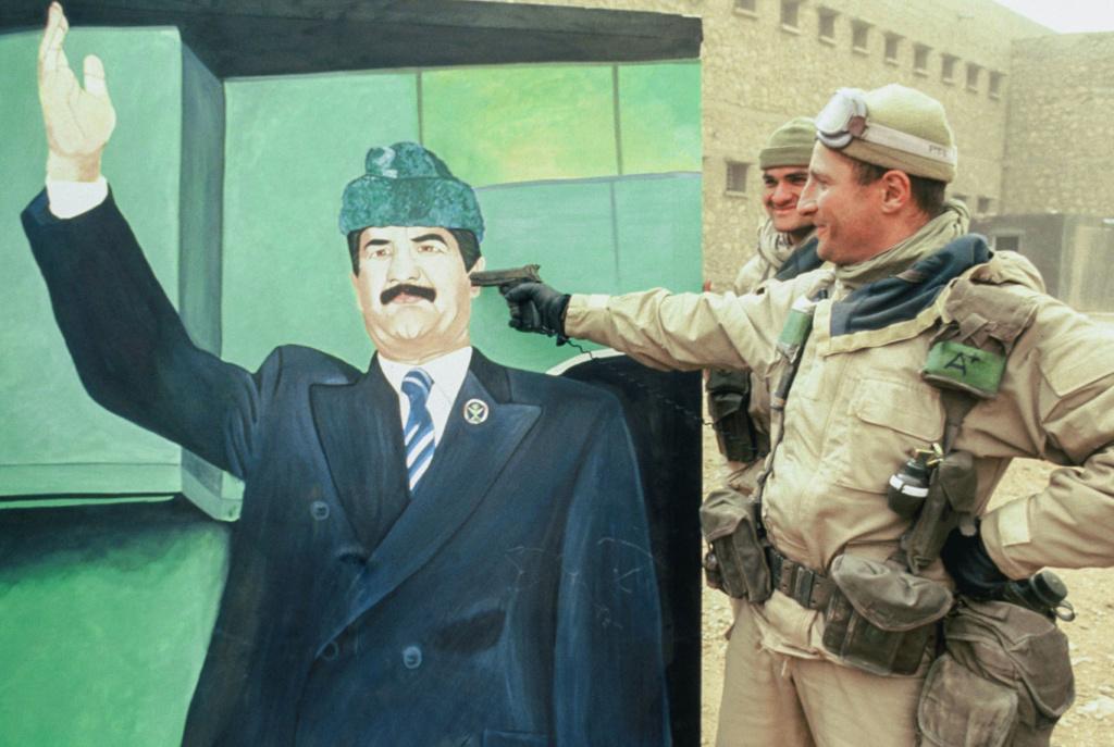 Le 1er GCP il y a 30 ans le 23 Février 1991 1711