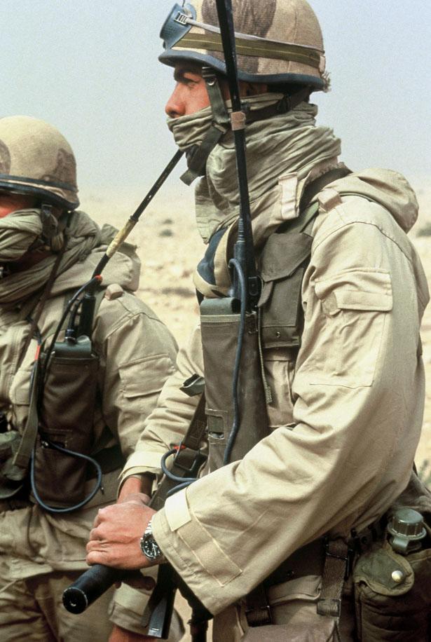 Le 1er GCP il y a 30 ans le 23 Février 1991 211