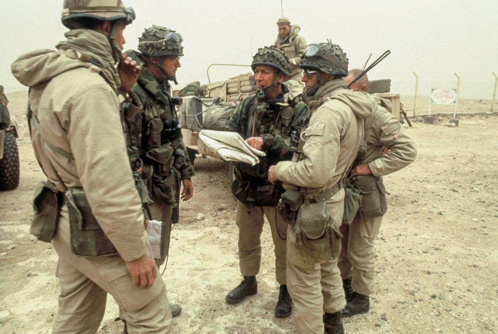 Le 1er GCP il y a 30 ans le 23 Février 1991 511