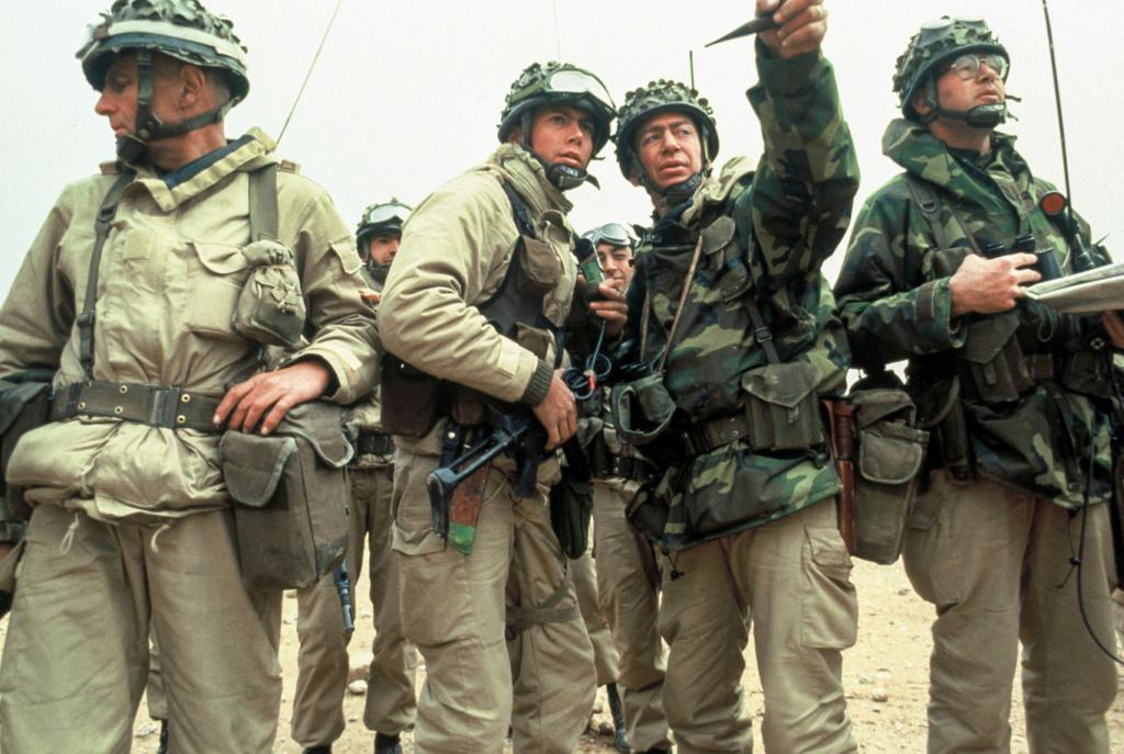 Le 1er GCP il y a 30 ans le 23 Février 1991 611