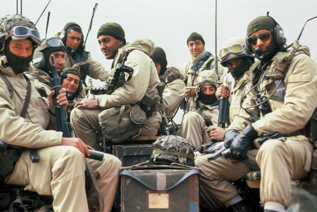 Le 1er GCP il y a 30 ans le 23 Février 1991 710