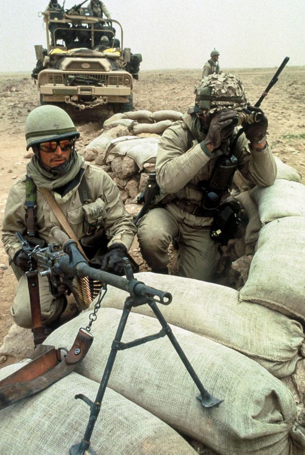 Le 1er GCP il y a 30 ans le 23 Février 1991 810