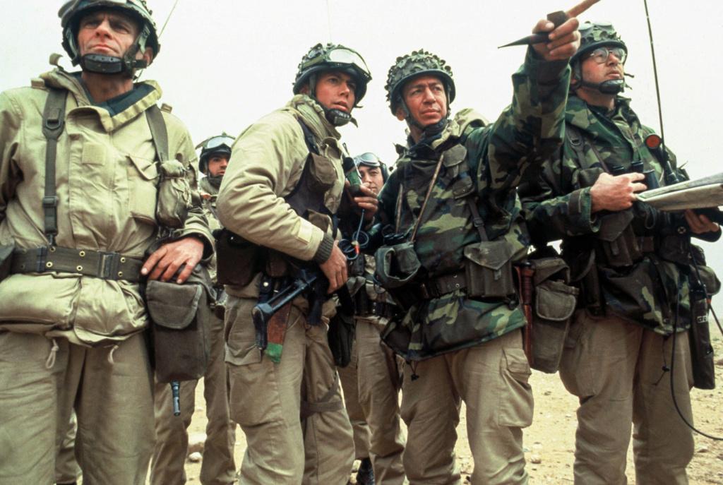 Le 1er GCP il y a 30 ans le 23 Février 1991 911