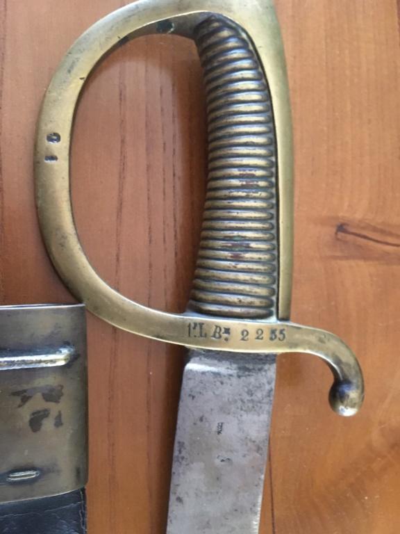 Identification sabre Briquet 3cc2e810