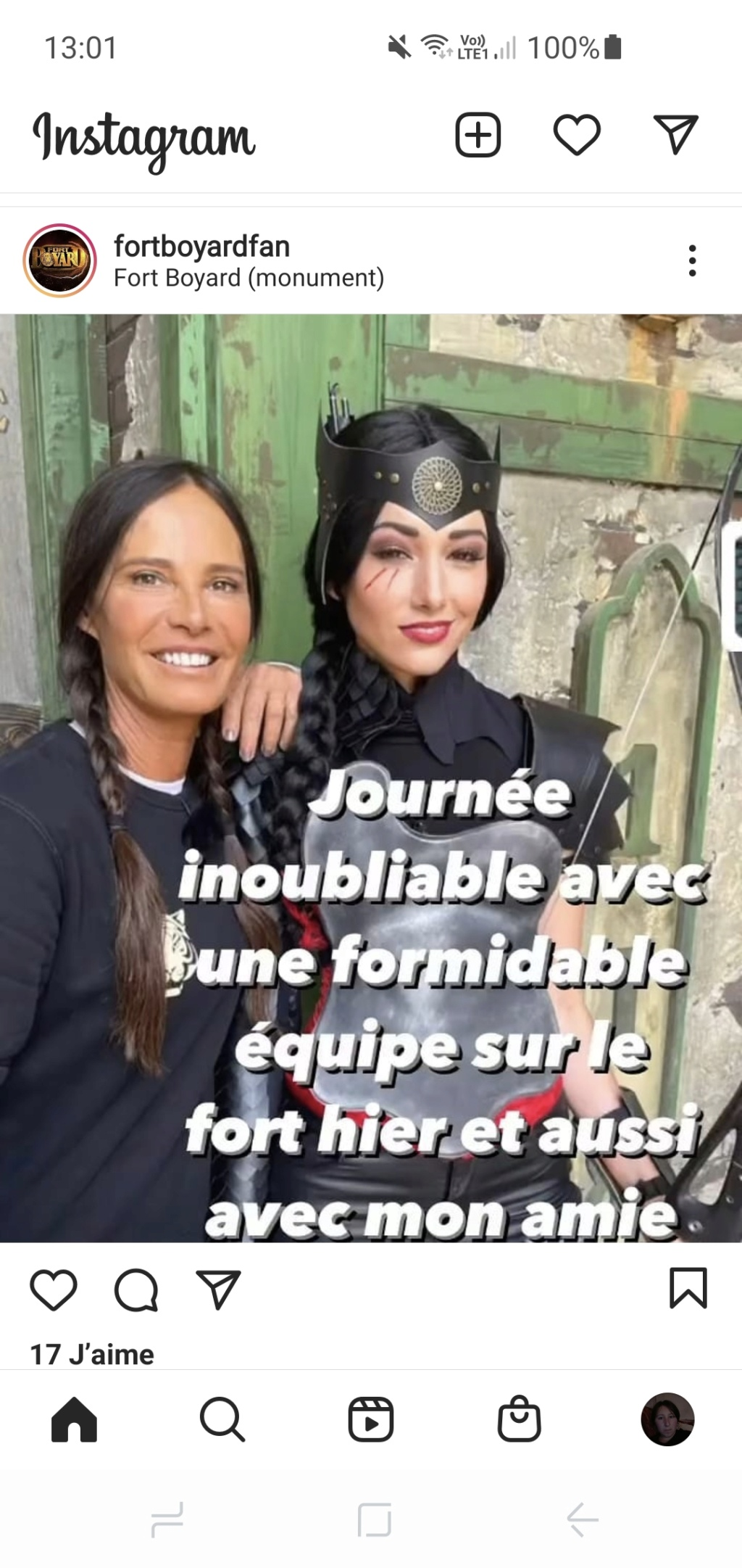 Photos des tournages Fort Boyard 2021 (production + candidats) - Page 38 Screen19