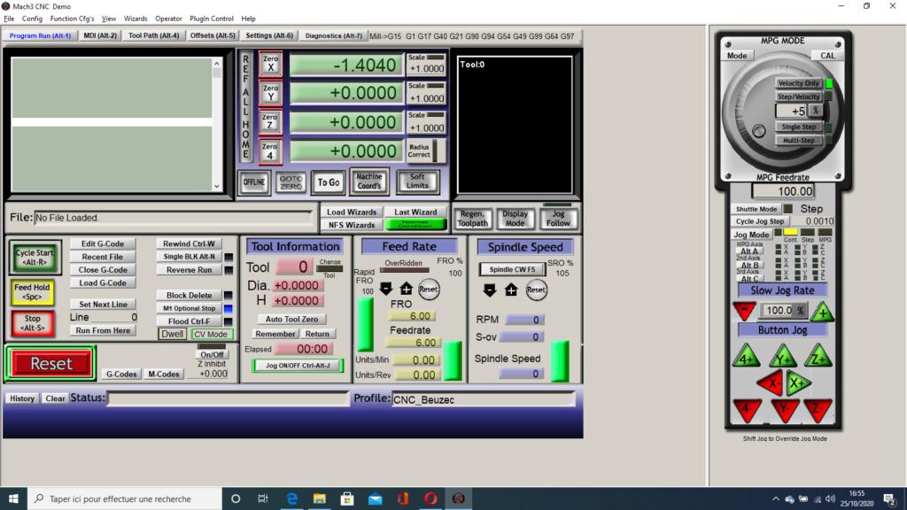 Débuts laborieux sur Mach3. besoin d'aide SVP Captur11