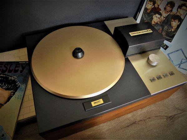 Giradischi Marantz radiale vintage del 1967 Dsc04511