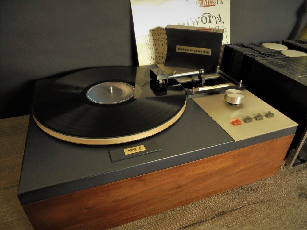 Giradischi Marantz radiale vintage del 1967 Dsc04811