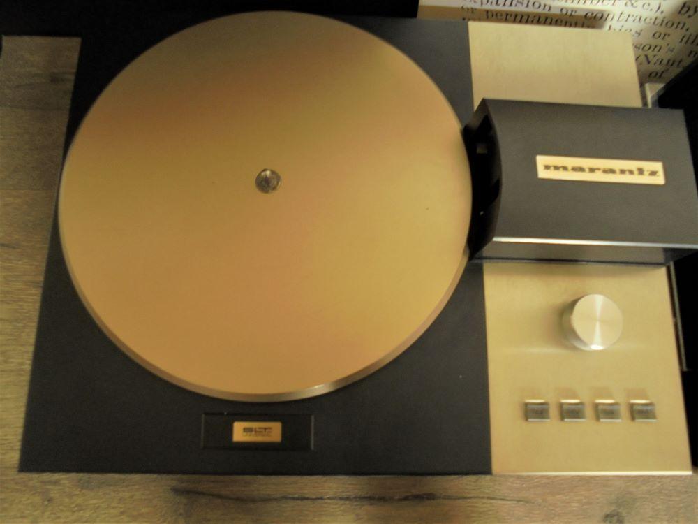 Giradischi Marantz radiale vintage del 1967 Dsc04813