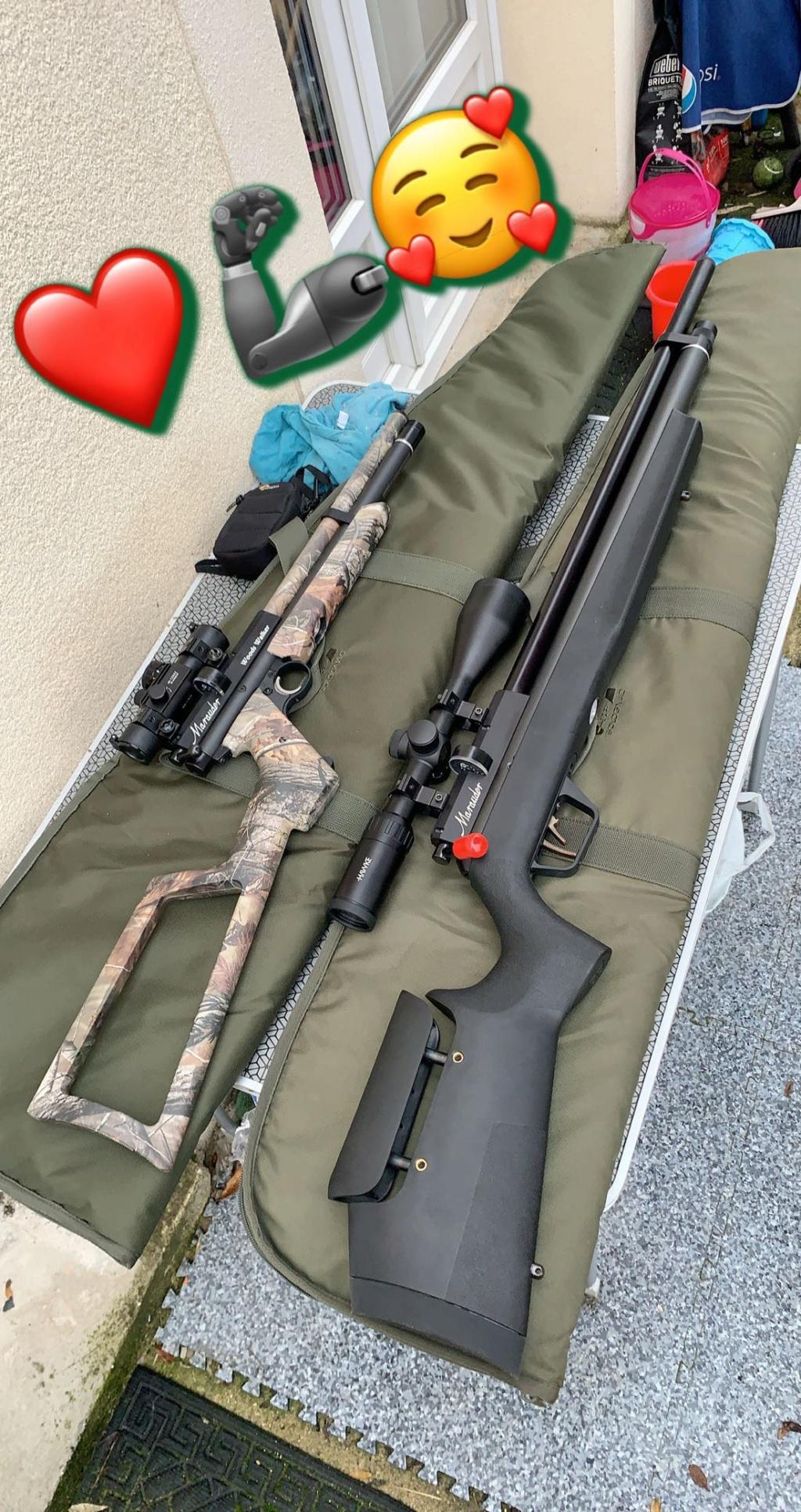 aide pour pistolet benjamin maraudeur F097ea10