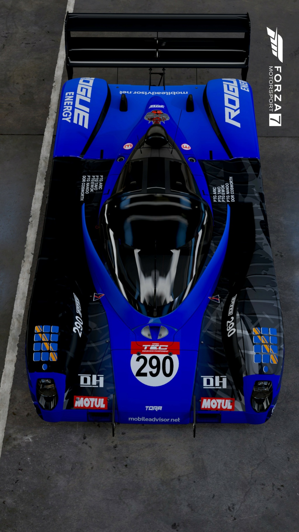 TEC R4 24 Heures du Mulsanne - Livery Inspection - Page 5 42f1a510