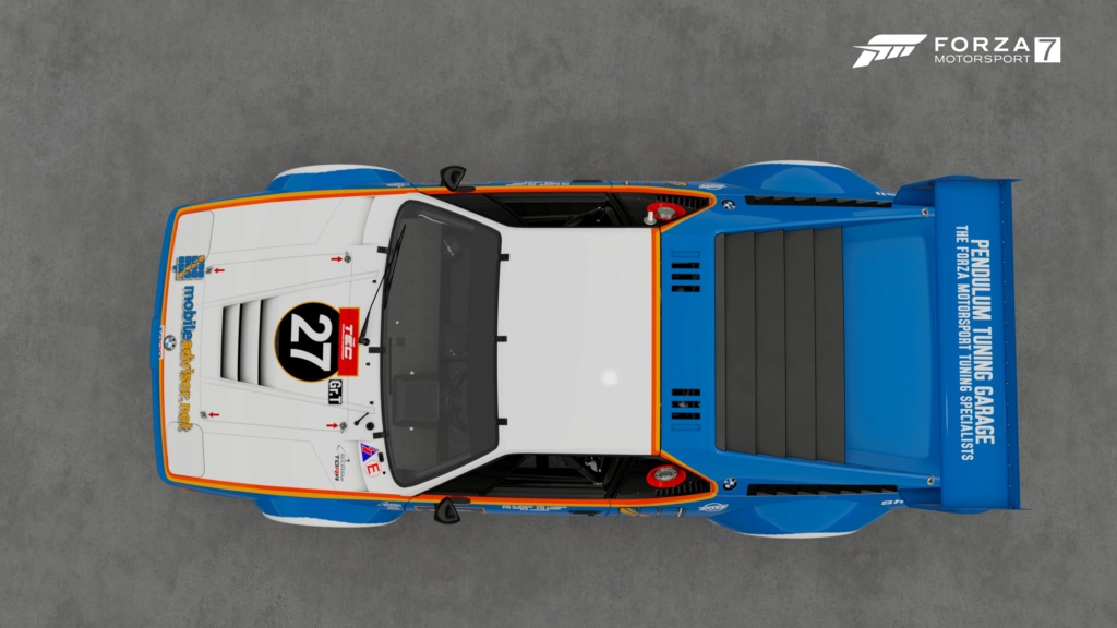 TEC R4 24 Heures du Mulsanne - Livery Inspection - Page 3 B5ad8910