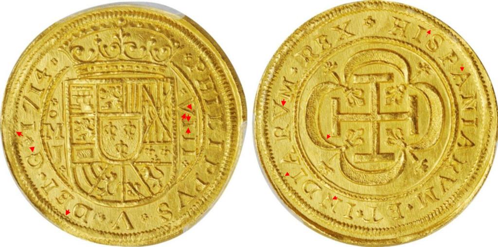 2 Reales de Carlos el Pretendiente, Barcelona, 1711 - Página 3 Imperi12