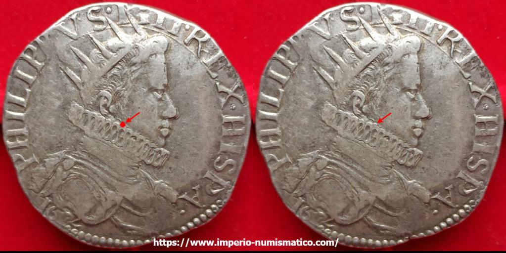 ducatón de Felipe IV de Milán 1622 - Página 2 Punto10