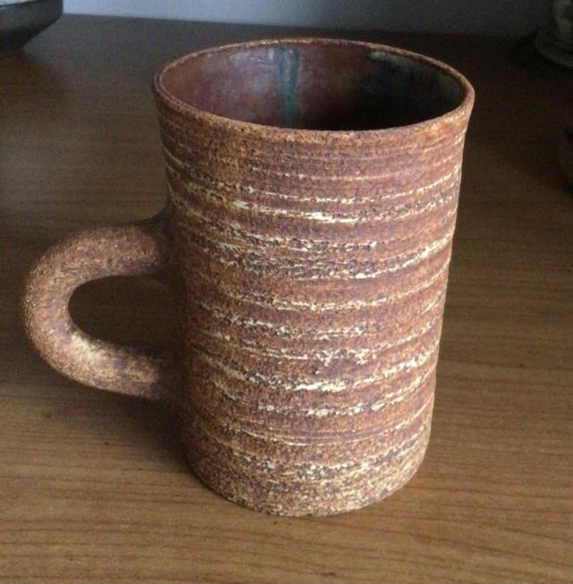 Unglazed mugs - w mark - Waistel Cooper  1e471310