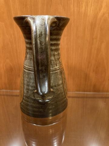 Very large tenmoku  jug - no marks at all? 37fe2a10