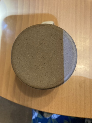 Stoneware mug -  Malcolm Flatman, Sutton Pottery 6e642e10