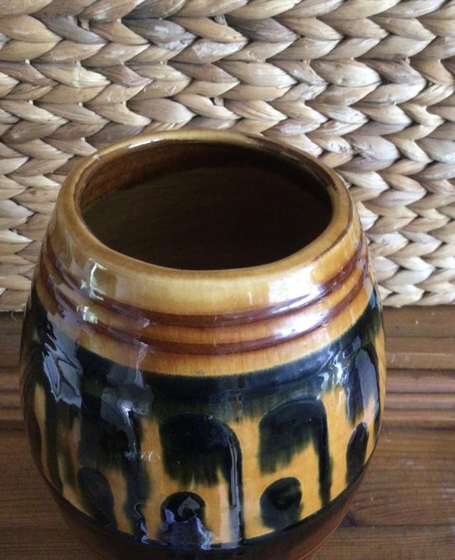 Earthenware vase - possibly early Richard Phethean? 90c3a210