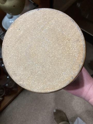Very large tenmoku  jug - no marks at all? Cc4c5210