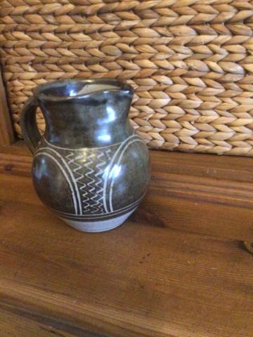 Stoneware jug - no mark E56c3910