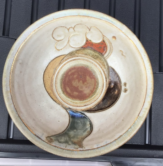 Decorated bowl - RS mark? Eb759710