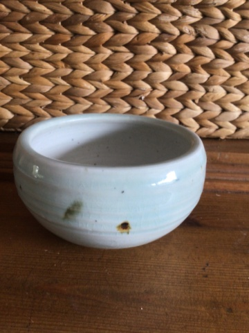 Leach Pottery, St Ives, standard ware range, mortar and pestle  F9478b10
