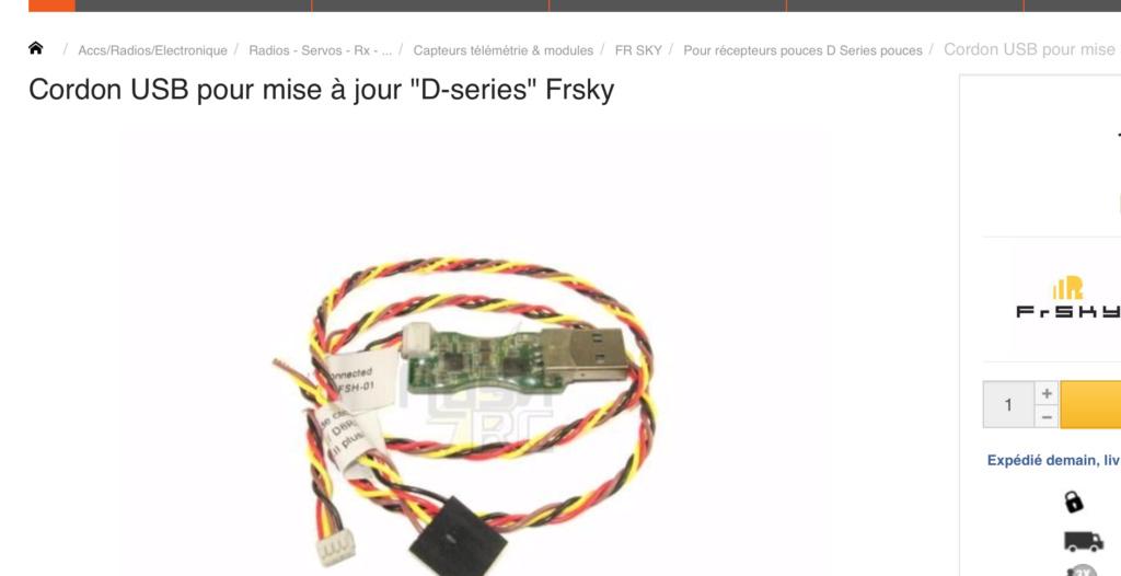 Problème Flashage Firmware récepteur GRX8 Captur10