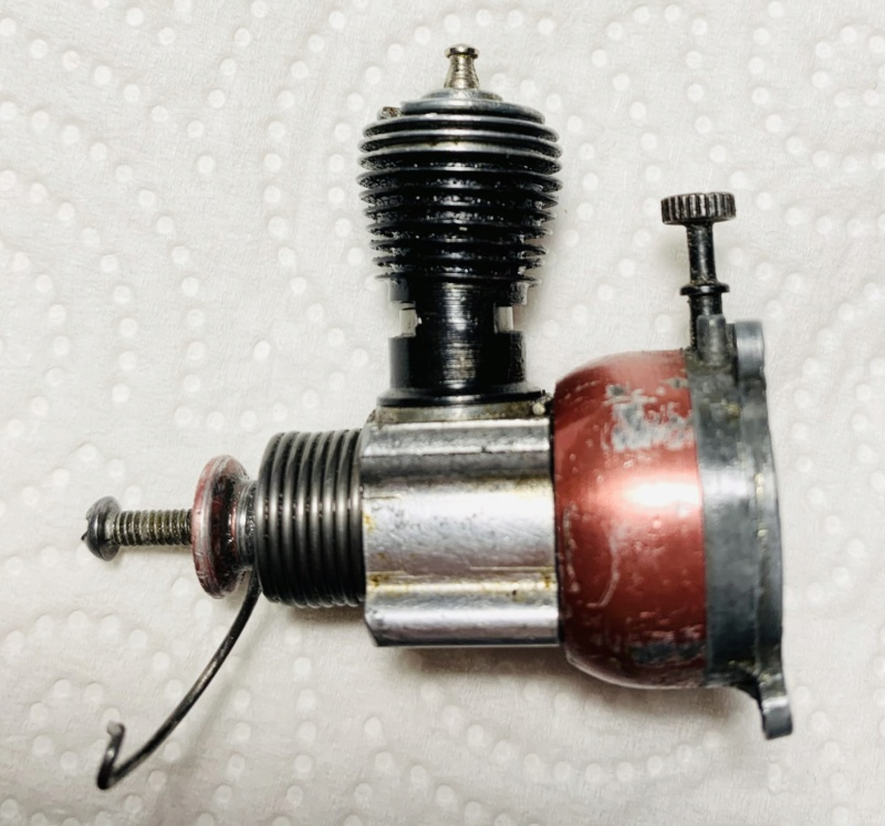 PeeWee .020 bent cylinder  C4da8010