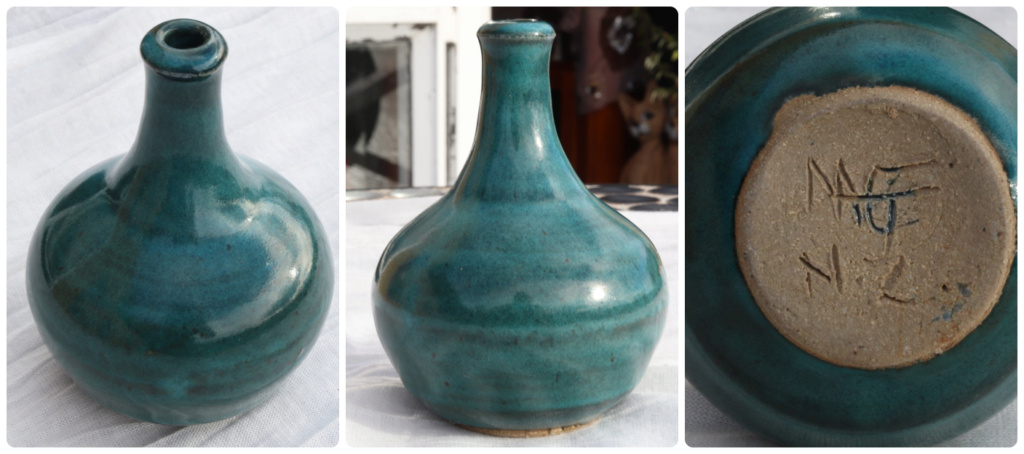 SMALL BLUE/GREEN NZ POTTERY - MARKED TO BASE - ANY IDEAS? Blue_g10