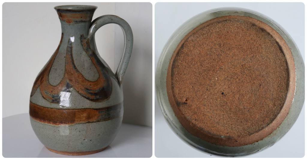 NEED HELP TO IDENTIFY - NZ POTTER? Jug310
