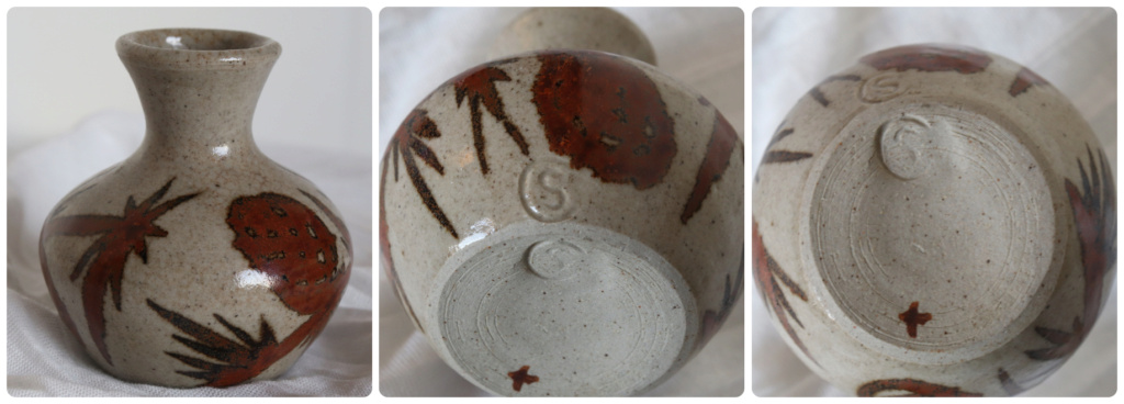 NZ POTTERY? marked to side and base with S is Stephen Carter S_mark10