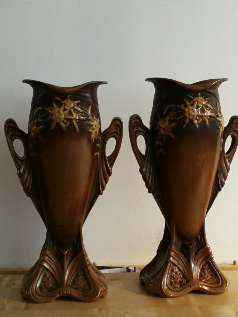 Identification and Evaluation, Pair of Art Nouveau vases  Img_2010
